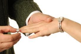 pedir la mano